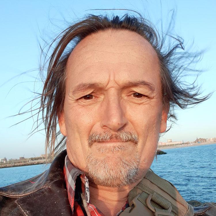 Marcus van Soest