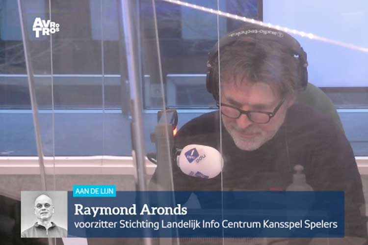 Radio interview 18 januari 2021